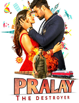 Pralay The Destroyer ( Saakshyam ) (2020) Full Movie  In Hindi-Telugu (Dual Audio) Bluray 480p | 720p
