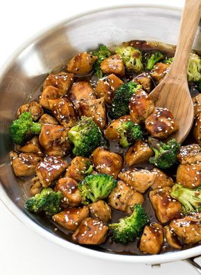 Honey Garlic Chicken Stir Fry #recipes #chineserecipes #food #foodporn #healthy #yummy #instafood #foodie #delicious #dinner #breakfast #dessert #lunch #vegan #cake #eatclean #homemade #diet #healthyfood #cleaneating #foodstagram