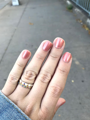 essie fall 2019 home grown