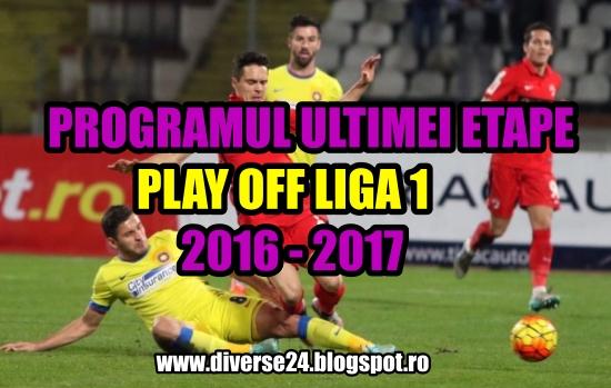 Campioana Romaniei se decide in aceasta ultima etapa a ligii 1
