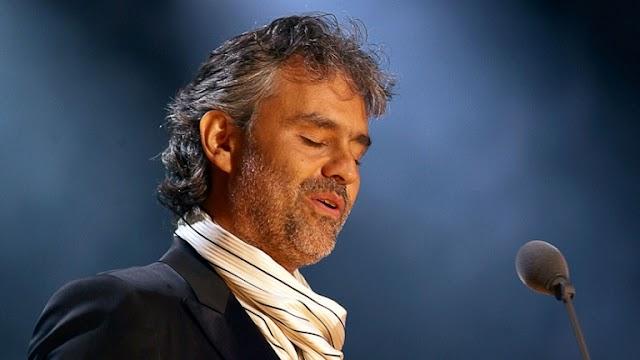 Andrea Bocelli's stunning Easter concert