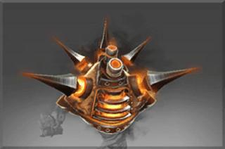 Bristleback - Piston Impaler