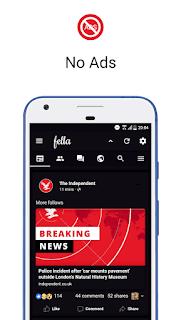 Fella for Facebook Premium v2.0.4 + Mod APK Is Here !