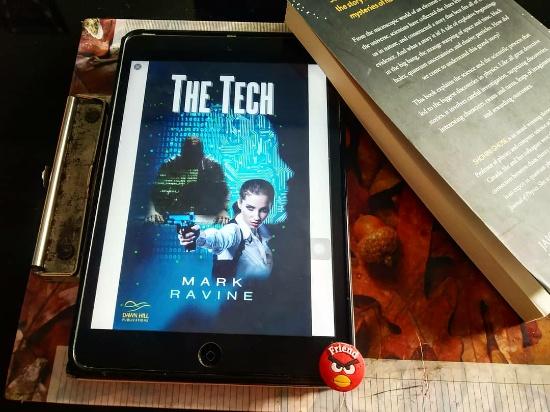 The Tech - Crime Thriller