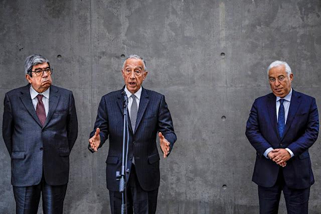 Portugal | Estado de emergência vai ser renovado. Mais medidas na mão do Governo