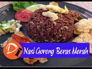 Makanan sehat untuk Ibu hamil - Nasi Merah