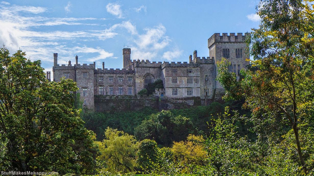Lismore Castle - Photo by Chris Brooks