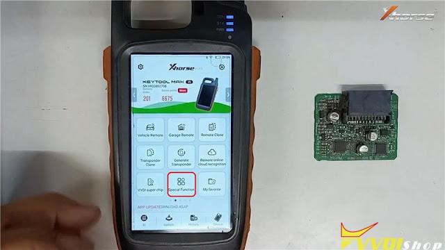 VVDI Mini Prog + Key Tool Max Add Toyota G Chip ID72 Key 7