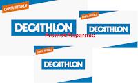 Logo Concorso Generali '' Vinciamo insieme'' : gratis in palio carte Decathlon da 100 euro e 1000 euro