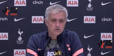 """مؤتمر """"مورينهو"""" مدرب توتنهام لـ لقاء نيوكاسل في الجولة ال 30 من الدوري الإنجليزي - Tottenham Conference GW30"""
