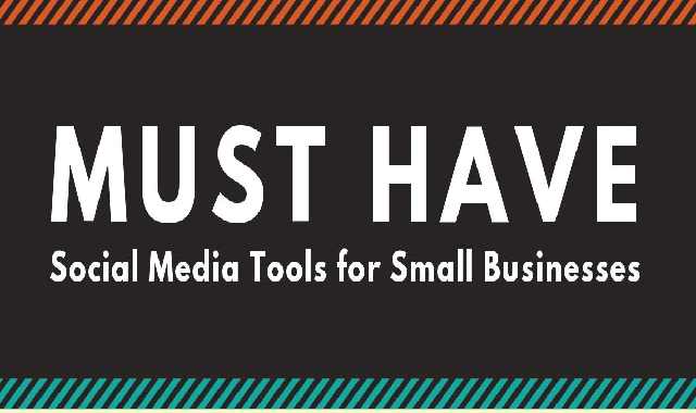 Social Media Tools For Small Business | Buy YouTube Views from SMMBUZ.M #infographic