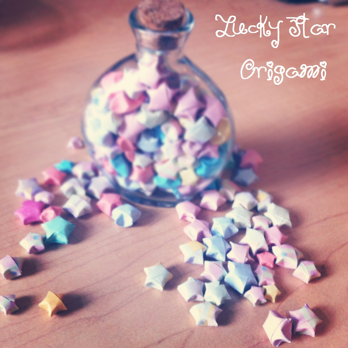 Lucky Star Origami Paper Meaning