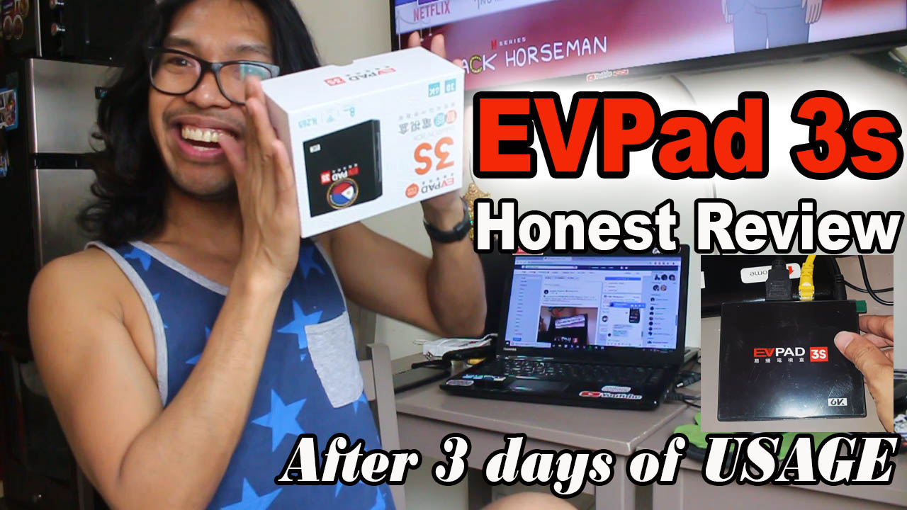 📺 Things You Should Know Before Buying EVPAD 3S Android