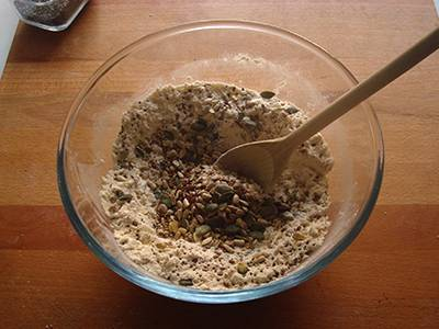 Muffin con semi misti 3