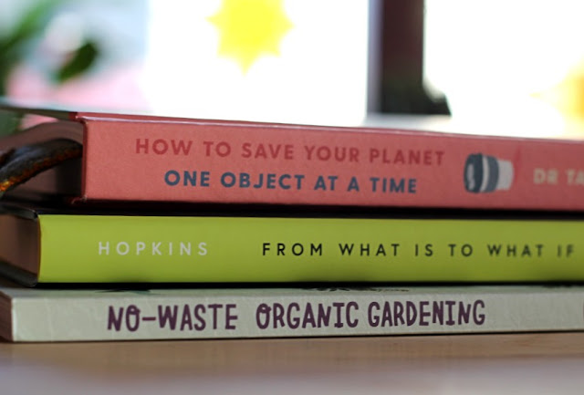 From What is to what if, No-waste gardening, how to save the planet one object at a time