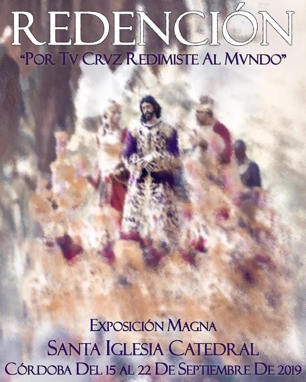 Cartel de la Redención de cara a la Magna Exposición de Córdoba