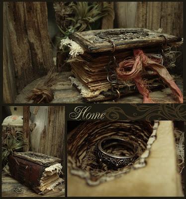 handmade books journals