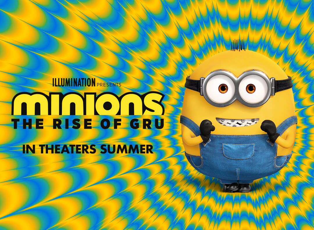 The first trailer for Minions 2: The Rise Of Gru