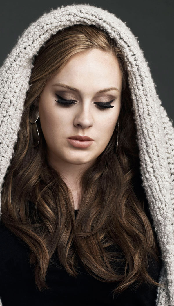 Celebrities-Trands: Adele – Vanity Fair Magazine USA ...