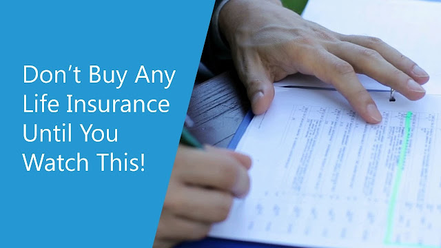life insurance australia Don't Buy a Life Insurance Policy