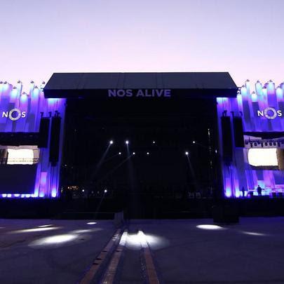 Os TAIS nos Festivais - NOS Alive 2015