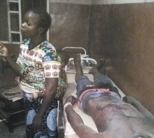 Full photos of 22-year-old Pregnant Wife Stabs Husband To Death Over Phone Call With Another Woman.