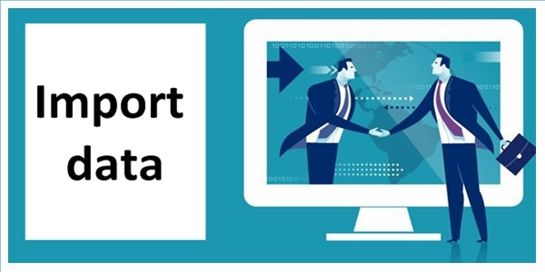 US import data from a reputed agency