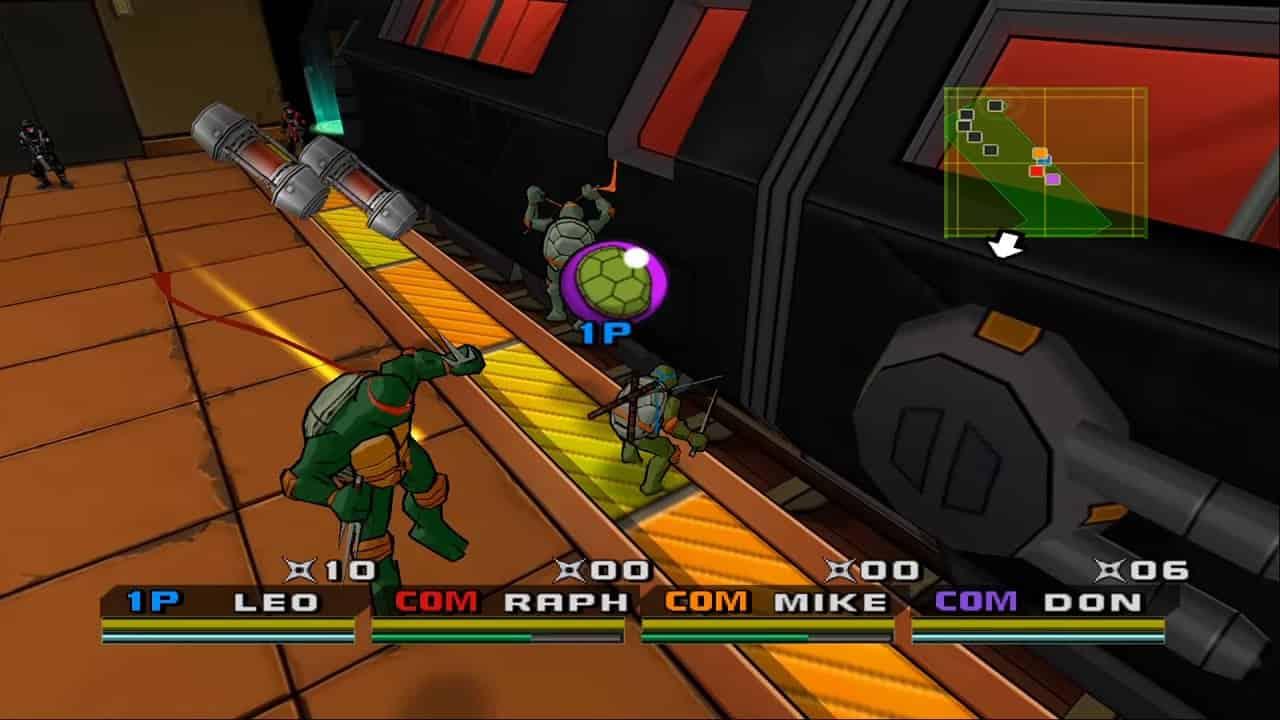 cheat kura-kura ninja