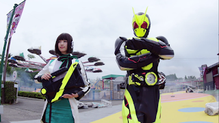 Kamen Rider Zero-One - 01 Subtitle Indonesia and English