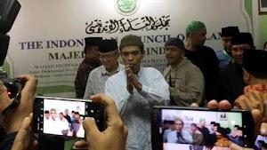 Ustaz Somad Tegaskan Tak Perlu Minta Maaf atas Kontroversi Video Salib