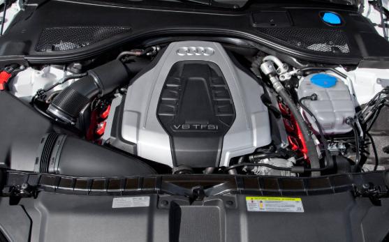 2020 Audi A6 engine