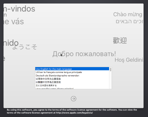 How to Change Language in Mac OS X Recovery Mode - Computer