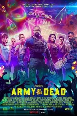 فيلم Army of the Dead 2021 مترجم اون لاين