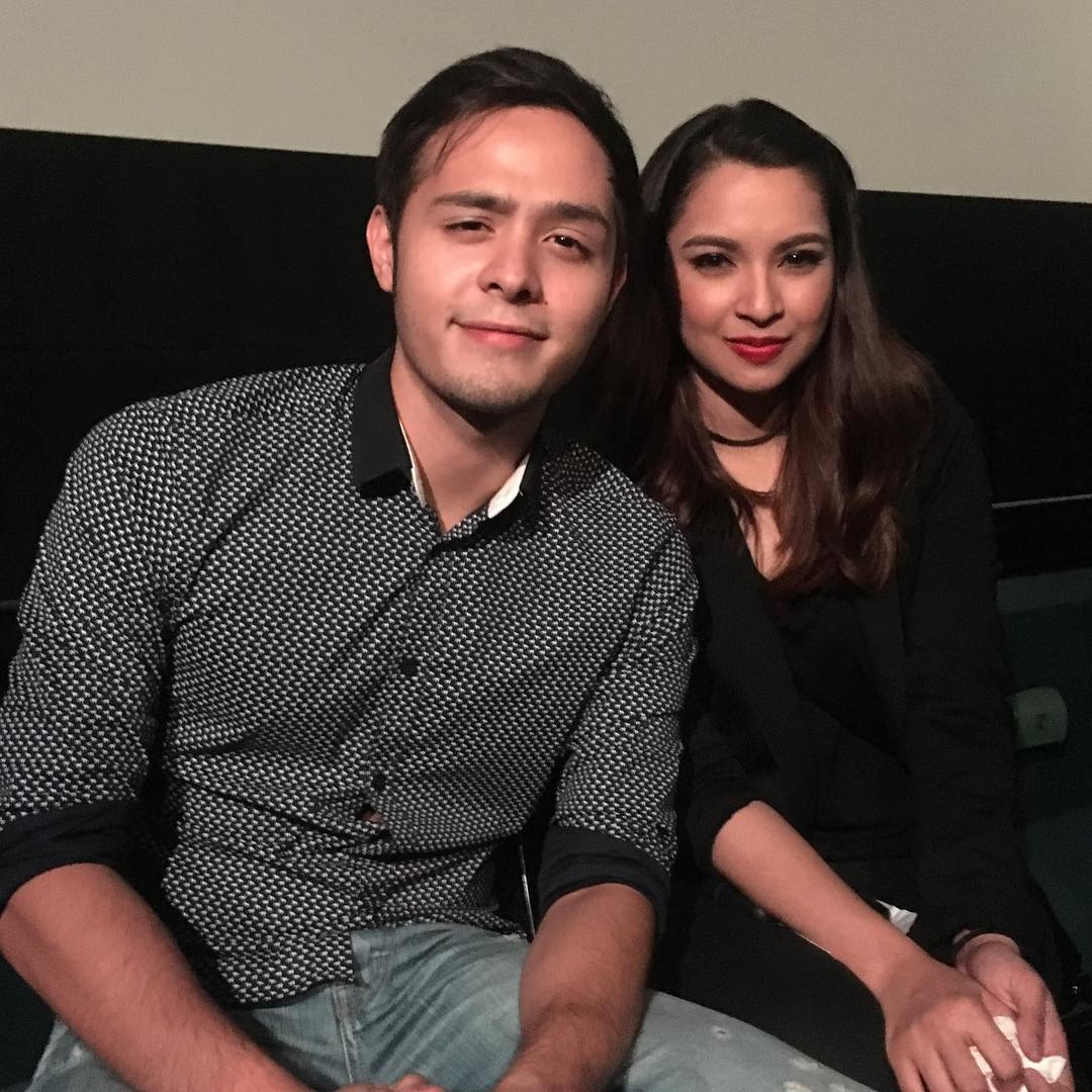 """Angeline Quinto Sex Scandal ryza cenon and martin del rosario in qcinema's """"ang"""