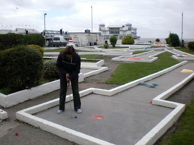 Fella's Crazy Golf in Weston-super-Mare