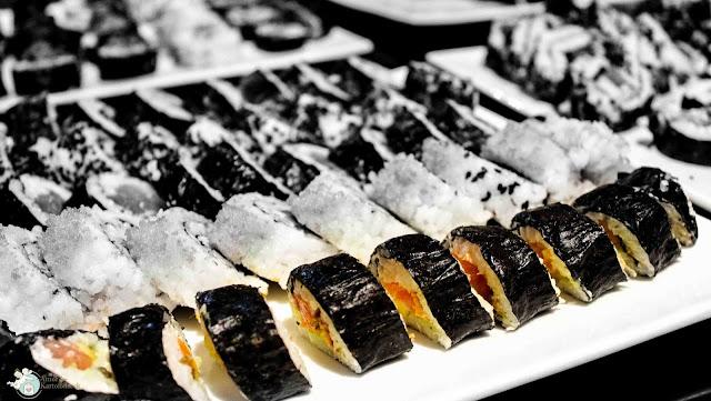 Sushi rollen lernen