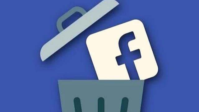 كيفية حذف حسابك على فيسبوك Facebook