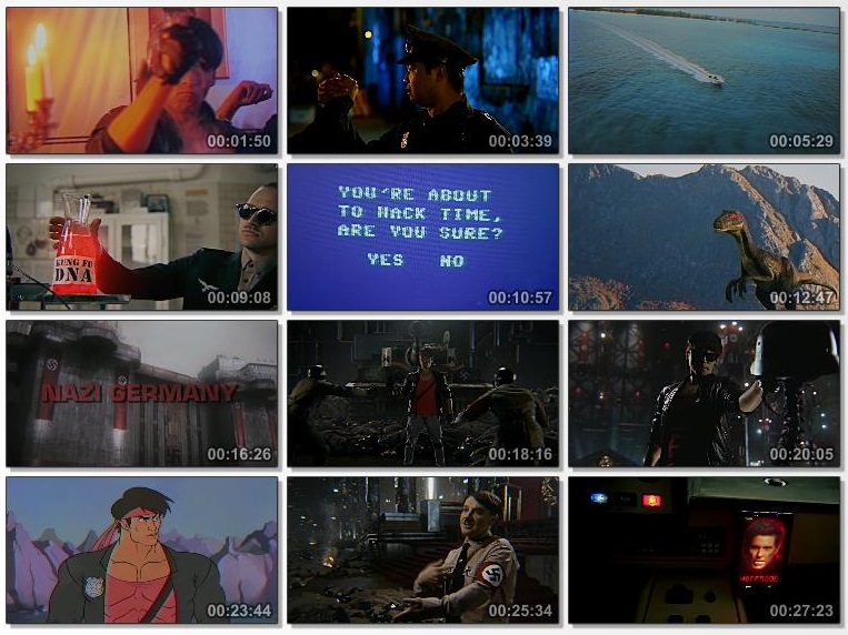 Kung Fury Movie Download Free (2015) HD 720p WEB-DL 300mb