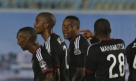 أورلاندو بايرتس يتأهل لكأس الاتحاد الإفريقي بينما يتعثر السهام