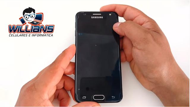 Aprenda como Formatar (Hard Reset) no aparelho da Samsung Galaxy J5 Prime, SM-G570, G570M.