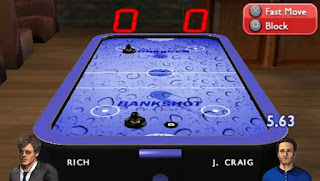 Arcade Air Hockey And Bowling PSP free download full version