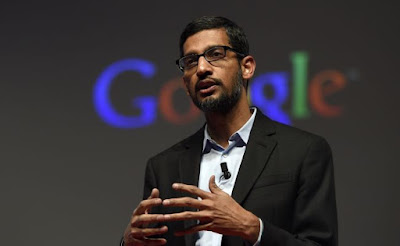 Google, Sundar Pichai, Google India CEO, Google internet in india, google wi-fi in india, Narendra Modi