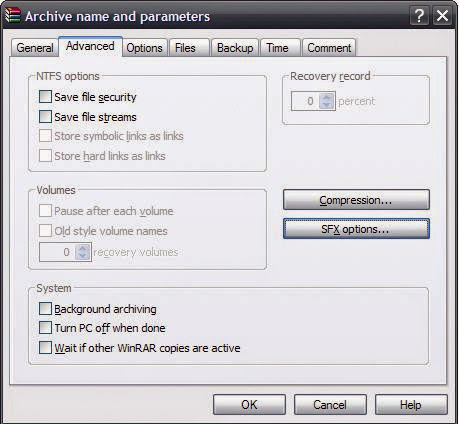 Hacking Tricks: Create a Silent Install Using Winrar SFX, Addon Maker