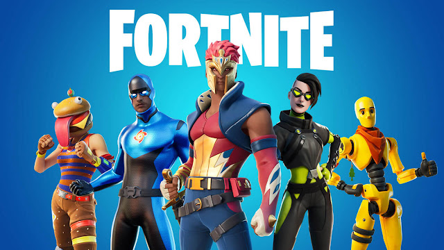 fortnite next-gen upgrade chapter 2 free-to-play battle royale game epic games ps5 playstation 5 xsx xbox series x season 4 nexus war marvel