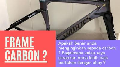 frame sepeda carbon