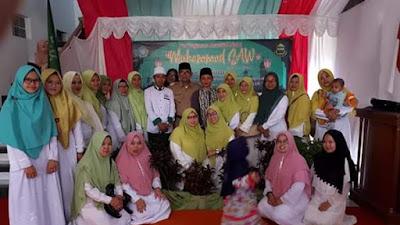 Wakil Bupati Sukabumi Hadiri Peringatan Maulid Nabi Muhamad SAW Di PC IGRA 1