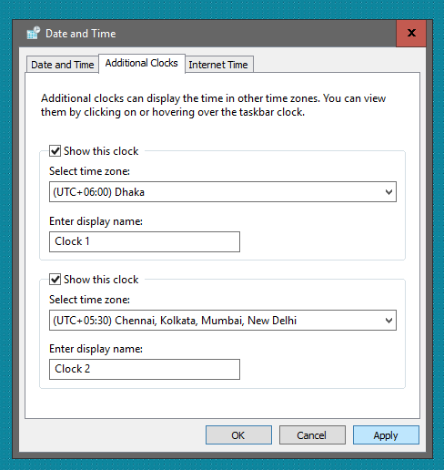 how-to-add-clocks-in-windows-10