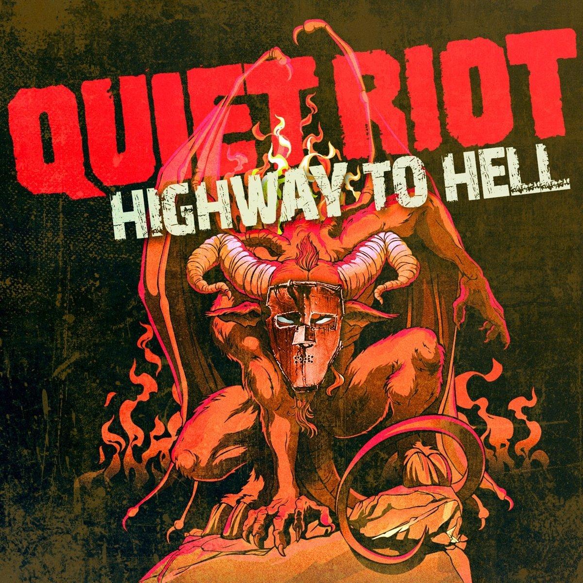 Quiet Riot Live Riot