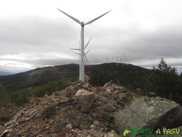 Pico Cuía en la Sierra de Piedras Apañadas