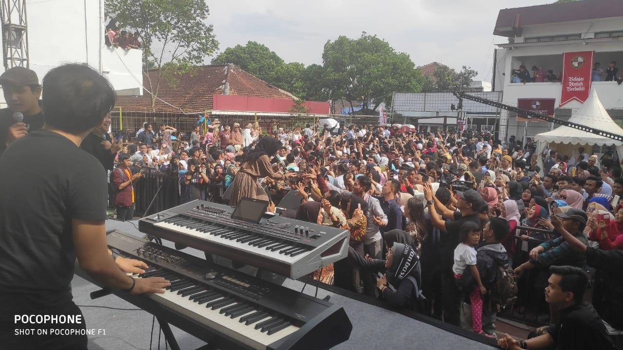 Terjadi Di Bandung, Tanda Kemenangan Prabowo Makin Dekat?